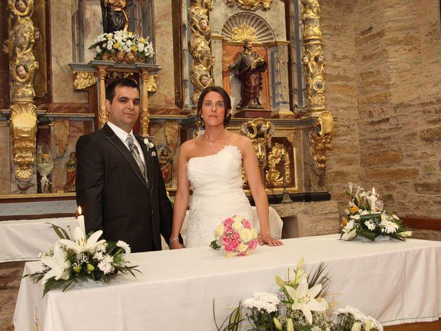 La boda de Loli y César  en San Pedro De Olleros, León 58