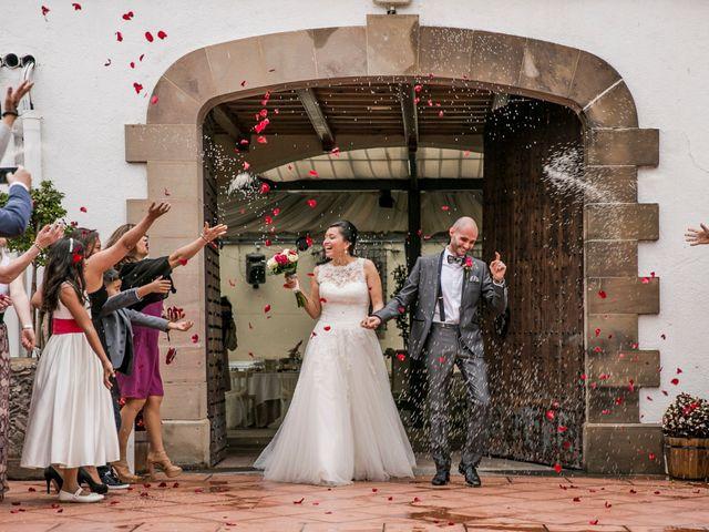 La boda de Aracely y Marco