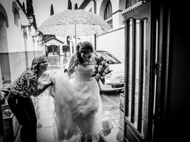 La boda de Marco y Aracely en L' Ametlla Del Valles, Barcelona 2