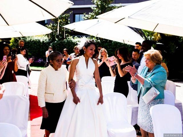 La boda de Diego y Wendy  en El Bruc, Barcelona 5