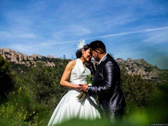 La boda de Wendy  y Diego