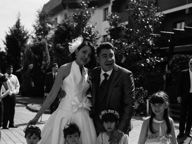 La boda de Diego y Wendy  en El Bruc, Barcelona 14