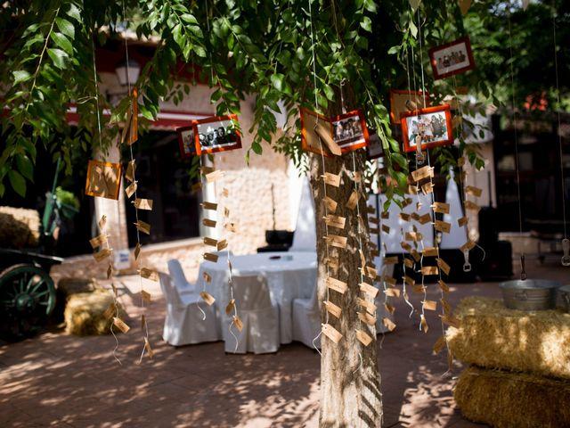 La boda de Alfredo y Lucía en Saelices, Cuenca 5