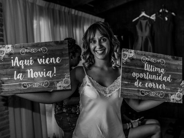 La boda de Alfredo y Lucía en Saelices, Cuenca 10