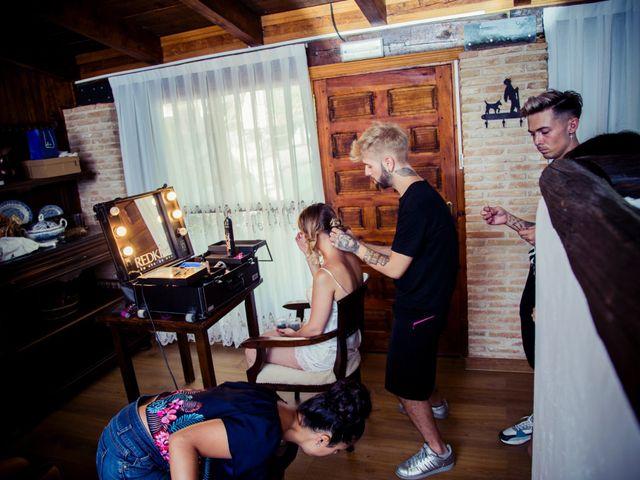 La boda de Alfredo y Lucía en Saelices, Cuenca 12