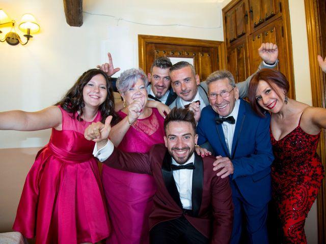 La boda de Alfredo y Lucía en Saelices, Cuenca 18