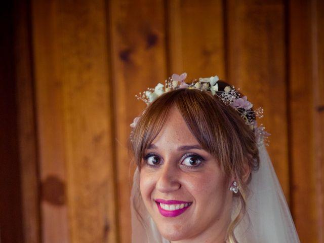 La boda de Alfredo y Lucía en Saelices, Cuenca 27