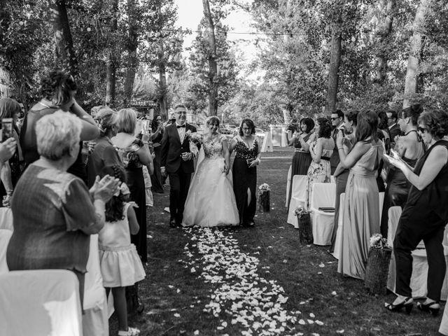 La boda de Alfredo y Lucía en Saelices, Cuenca 29