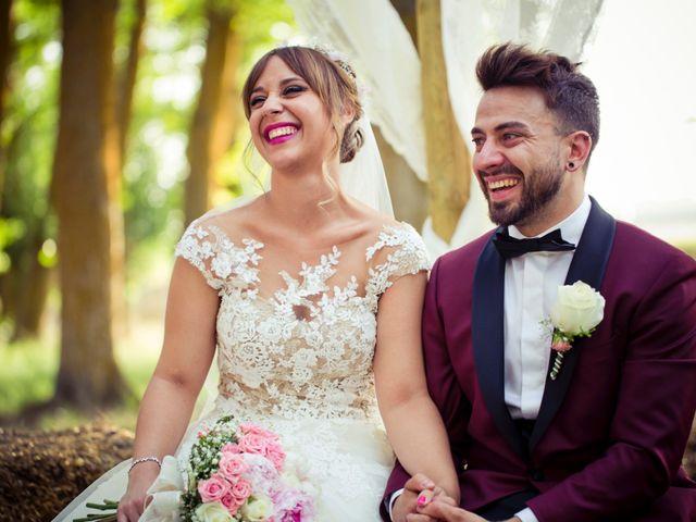 La boda de Lucía y Alfredo