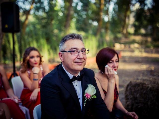 La boda de Alfredo y Lucía en Saelices, Cuenca 36
