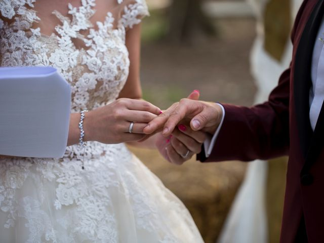 La boda de Alfredo y Lucía en Saelices, Cuenca 39