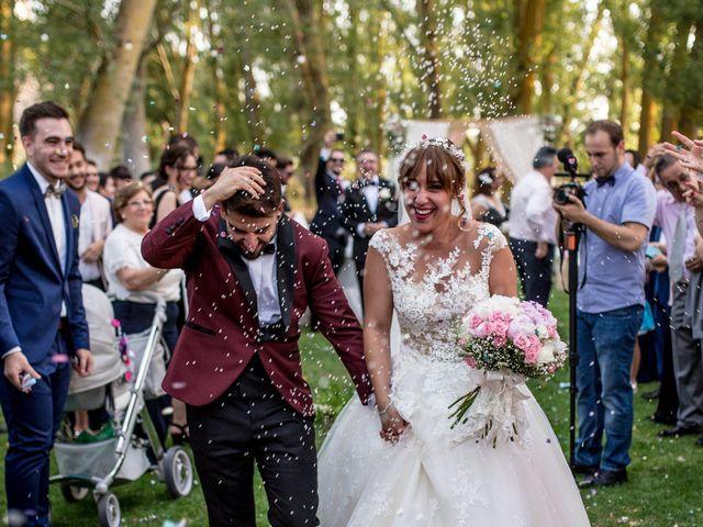 La boda de Alfredo y Lucía en Saelices, Cuenca 43