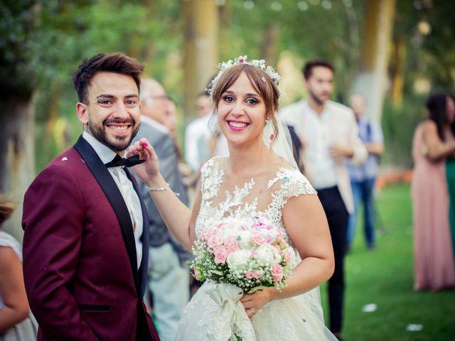 La boda de Alfredo y Lucía en Saelices, Cuenca 46