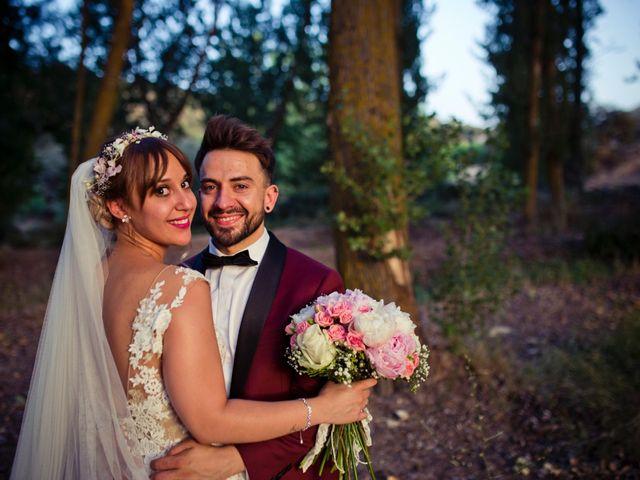 La boda de Alfredo y Lucía en Saelices, Cuenca 50