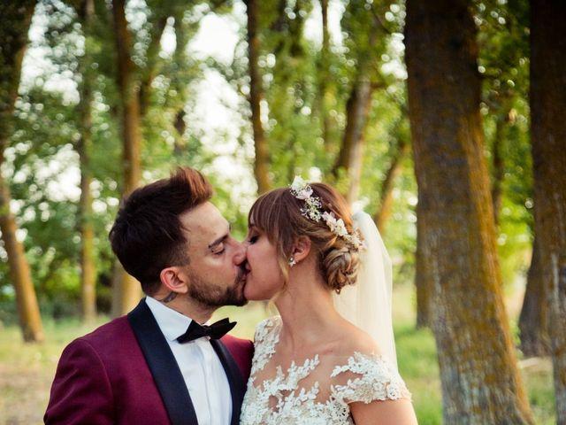 La boda de Alfredo y Lucía en Saelices, Cuenca 52