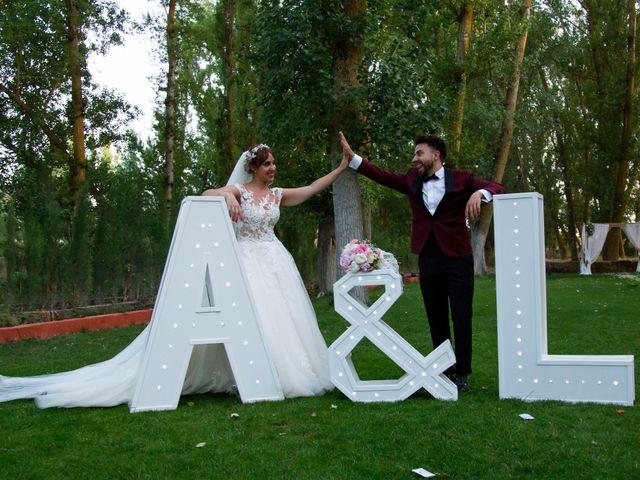 La boda de Alfredo y Lucía en Saelices, Cuenca 53