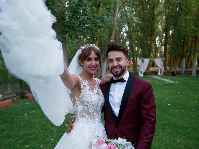 La boda de Alfredo y Lucía en Saelices, Cuenca 54