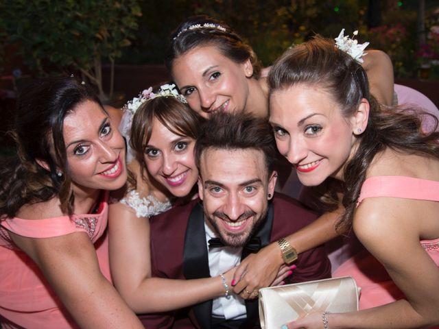 La boda de Alfredo y Lucía en Saelices, Cuenca 56