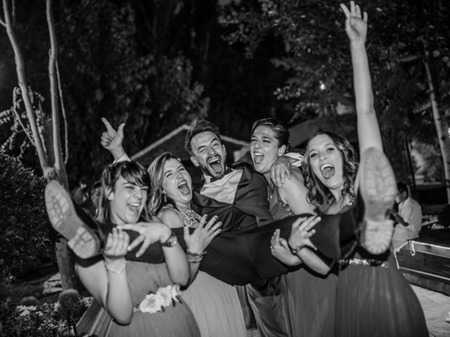 La boda de Alfredo y Lucía en Saelices, Cuenca 57