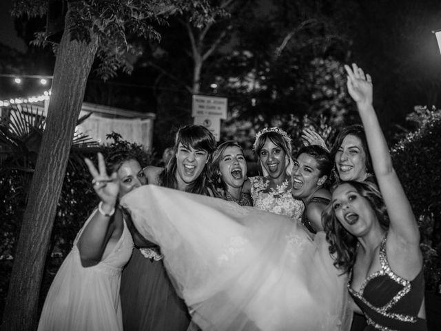 La boda de Alfredo y Lucía en Saelices, Cuenca 58