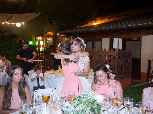 La boda de Alfredo y Lucía en Saelices, Cuenca 62