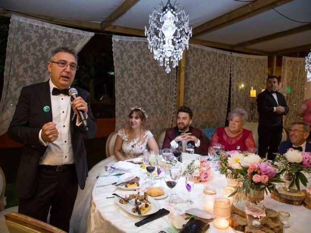 La boda de Alfredo y Lucía en Saelices, Cuenca 64