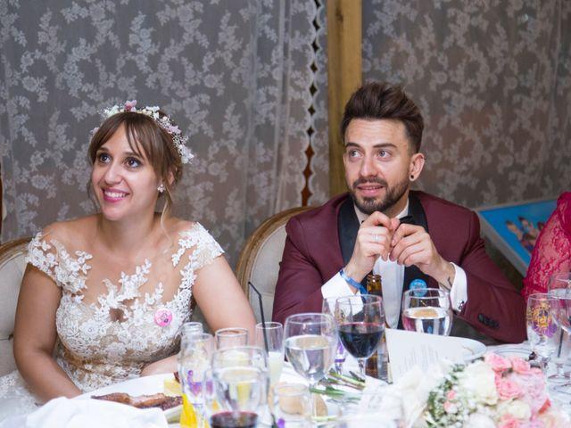 La boda de Alfredo y Lucía en Saelices, Cuenca 65