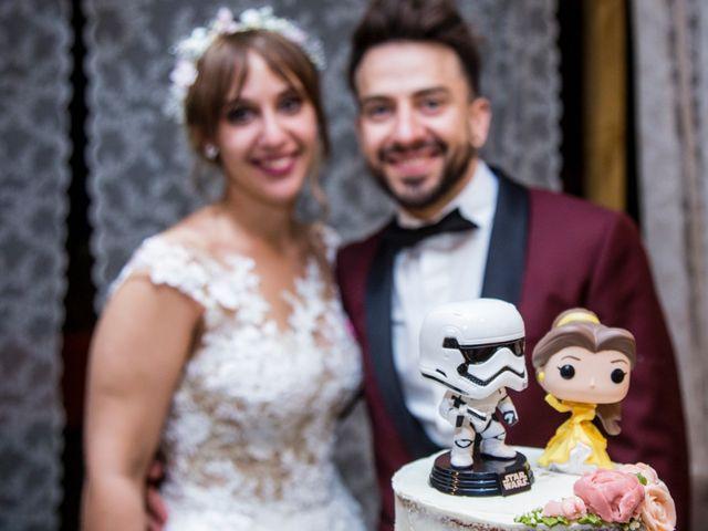 La boda de Alfredo y Lucía en Saelices, Cuenca 69