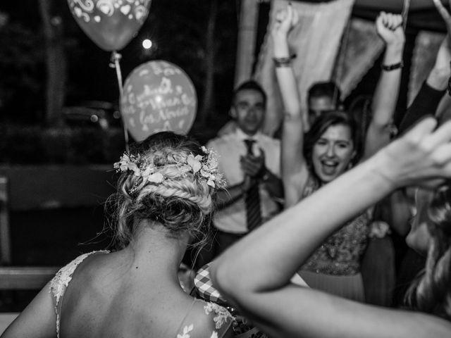 La boda de Alfredo y Lucía en Saelices, Cuenca 76