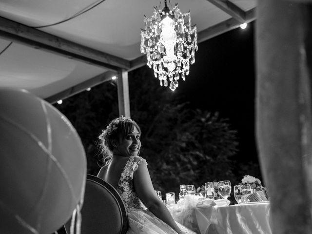 La boda de Alfredo y Lucía en Saelices, Cuenca 77