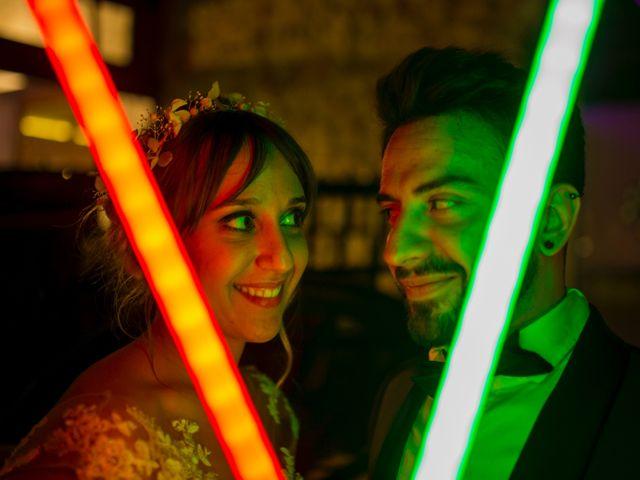 La boda de Alfredo y Lucía en Saelices, Cuenca 83