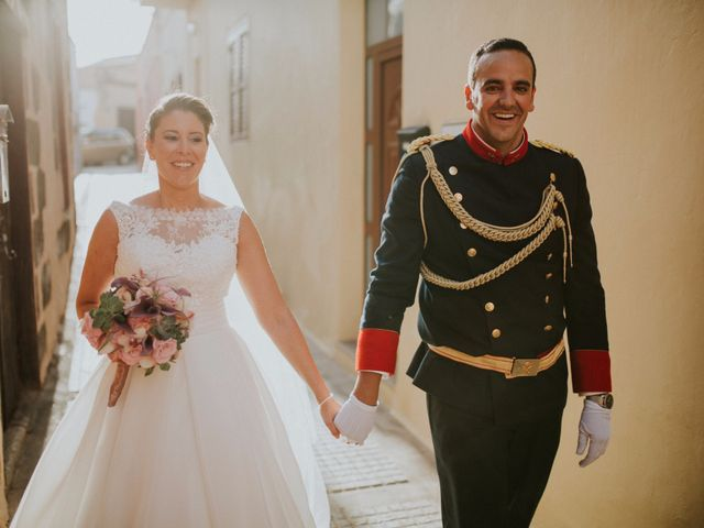La boda de Sandro y Saray en Aguimes, Las Palmas 8