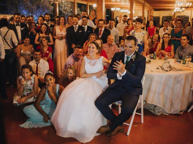La boda de Sandro y Saray en Aguimes, Las Palmas 11