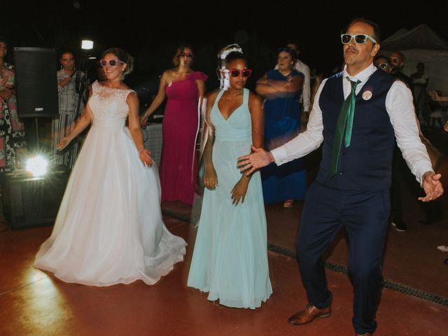 La boda de Sandro y Saray en Aguimes, Las Palmas 13