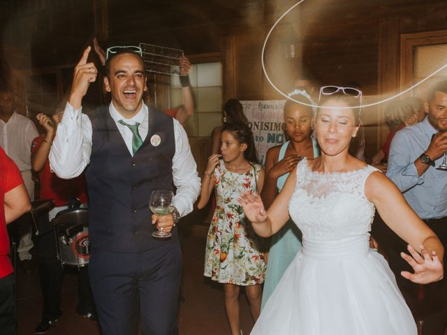 La boda de Sandro y Saray en Aguimes, Las Palmas 14