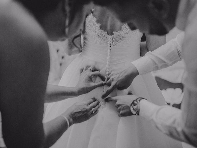 La boda de Sandro y Saray en Aguimes, Las Palmas 19