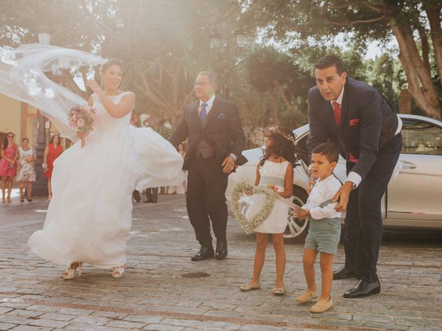 La boda de Sandro y Saray en Aguimes, Las Palmas 21