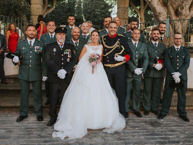 La boda de Sandro y Saray en Aguimes, Las Palmas 22