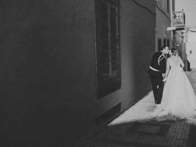 La boda de Sandro y Saray en Aguimes, Las Palmas 23