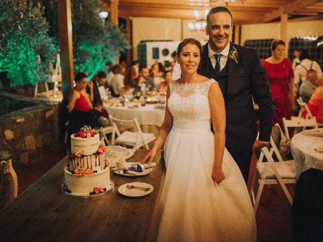 La boda de Sandro y Saray en Aguimes, Las Palmas 25
