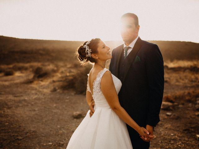 La boda de Sandro y Saray en Aguimes, Las Palmas 2