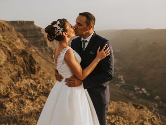 La boda de Sandro y Saray en Aguimes, Las Palmas 29