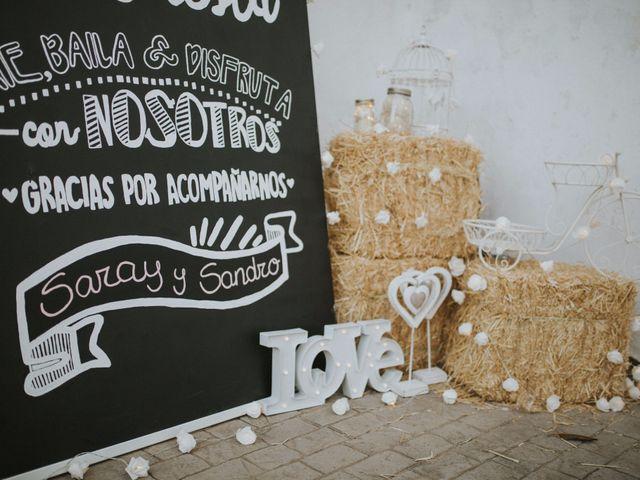 La boda de Sandro y Saray en Aguimes, Las Palmas 32