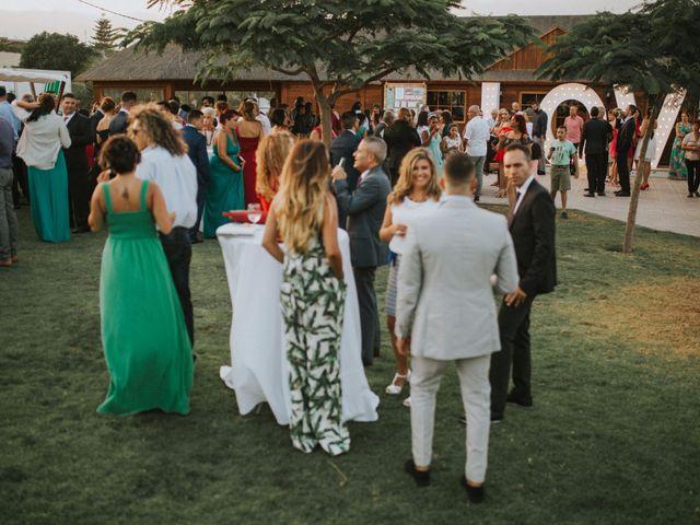 La boda de Sandro y Saray en Aguimes, Las Palmas 34