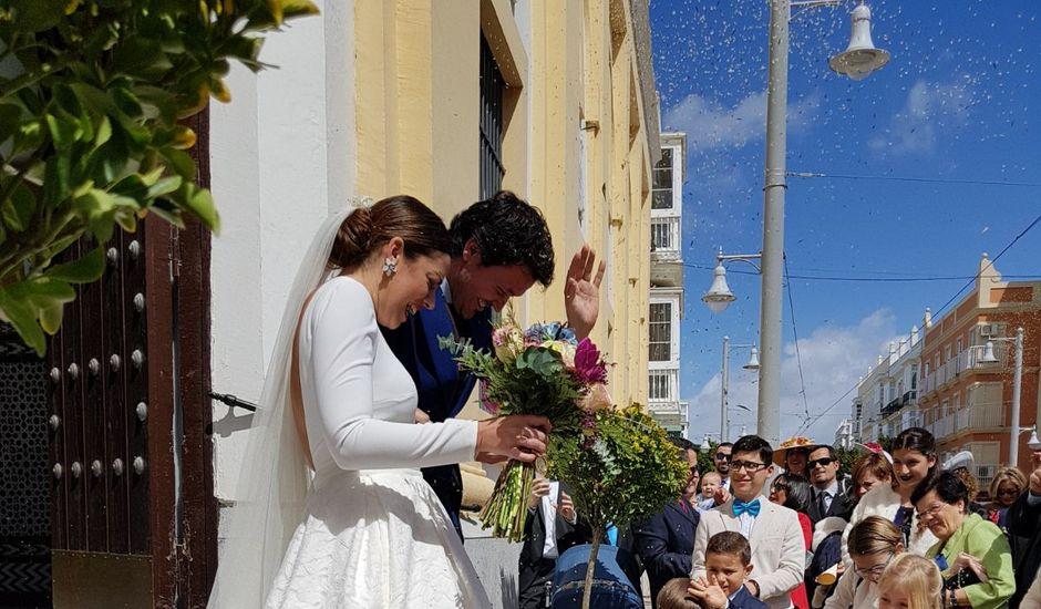 La boda de Juanjo y Alicia  en San Fernando, Cádiz