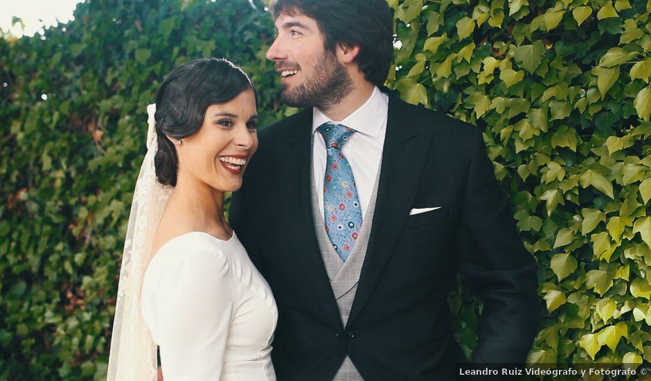 La boda de Guillermo y Pilar en Granada, Granada