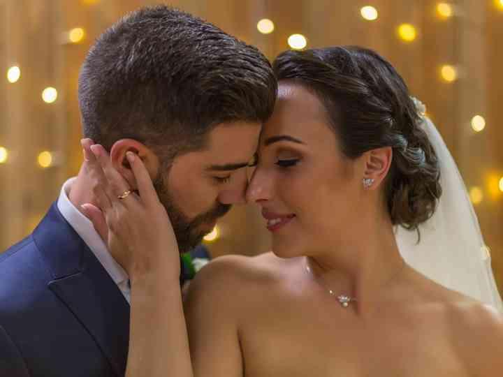 La boda de Esther y Alfonso