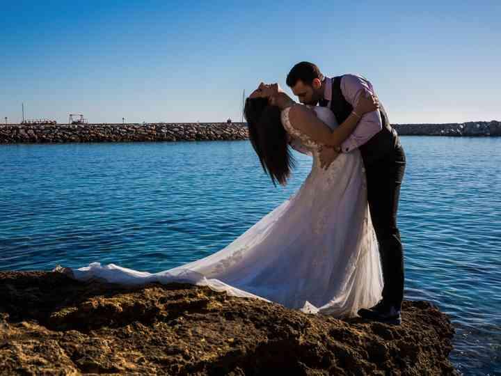 La boda de Karima y Javi