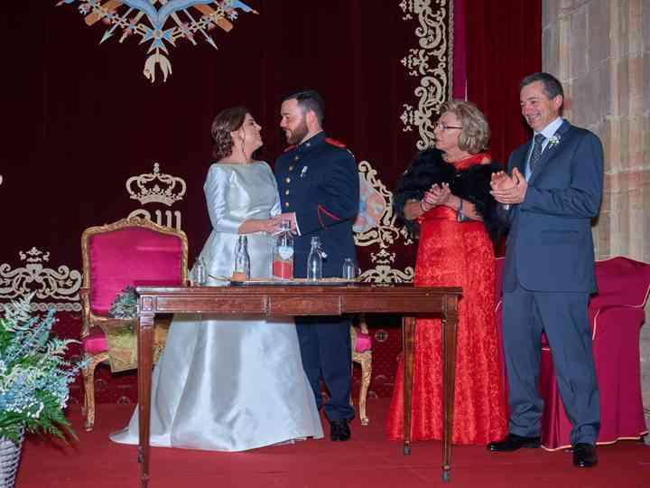 La boda de Belén y Maykel