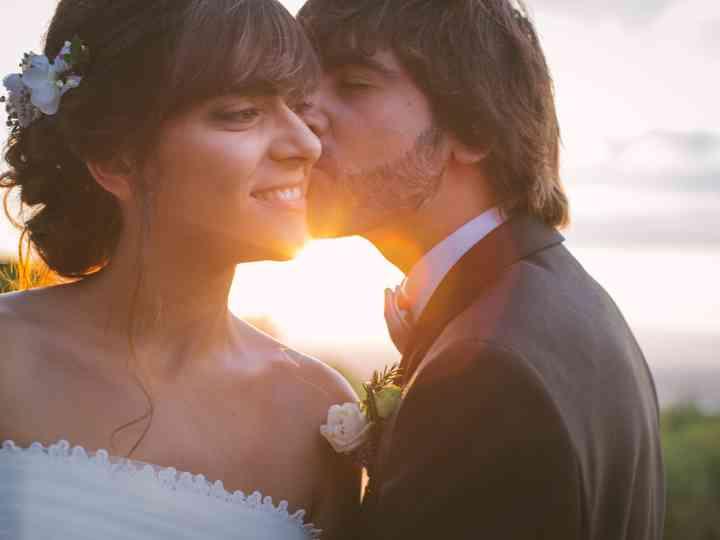 La boda de Meritxell y Juanjo